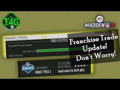 BRAND NEW TRADE UPDATE | Cheating the Trade System in Madden 18