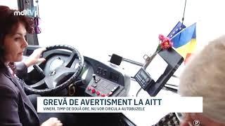 GREVA DE AVERTISMENT LA AITT   YOUTUBE