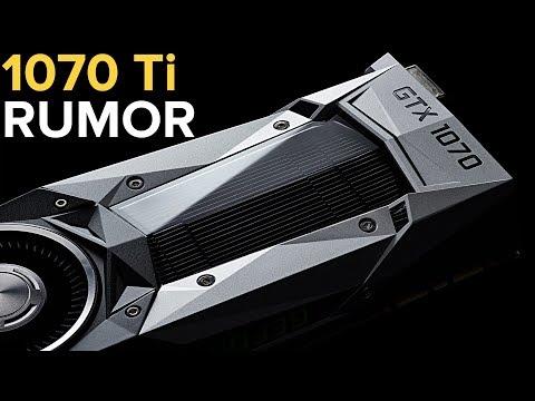 Will Nvidia Release a 1070 Ti? | RUMOR