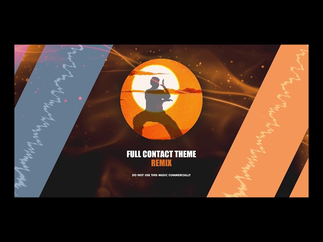 AMIGA REMIX - Allister Brimble & Jimmy Fredriksson - Full Contact Title (Remix) [HQ]