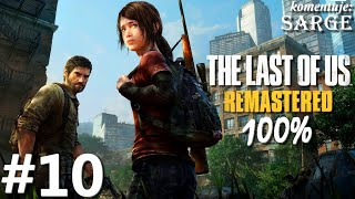 Zagrajmy w The Last of Us Remastered PL (100%) odc. 10 - Purchlak | Hard