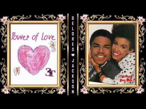 3T *💐* Power Of Love *💐* A Tribute To Delores Jackson *💐* (Instrumental) *💐*