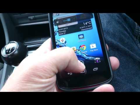 Acer Liquid E1 Overview