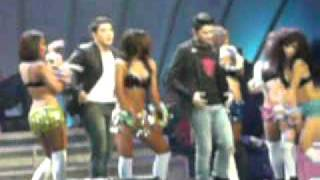 I'm sexy and I know it- Luis and Vhong in AnneBisyosa No Other Concert