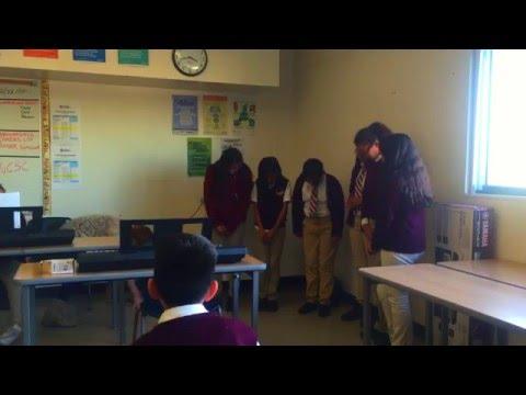 SLAM! Voice Class at Synergy Kinetic Academy