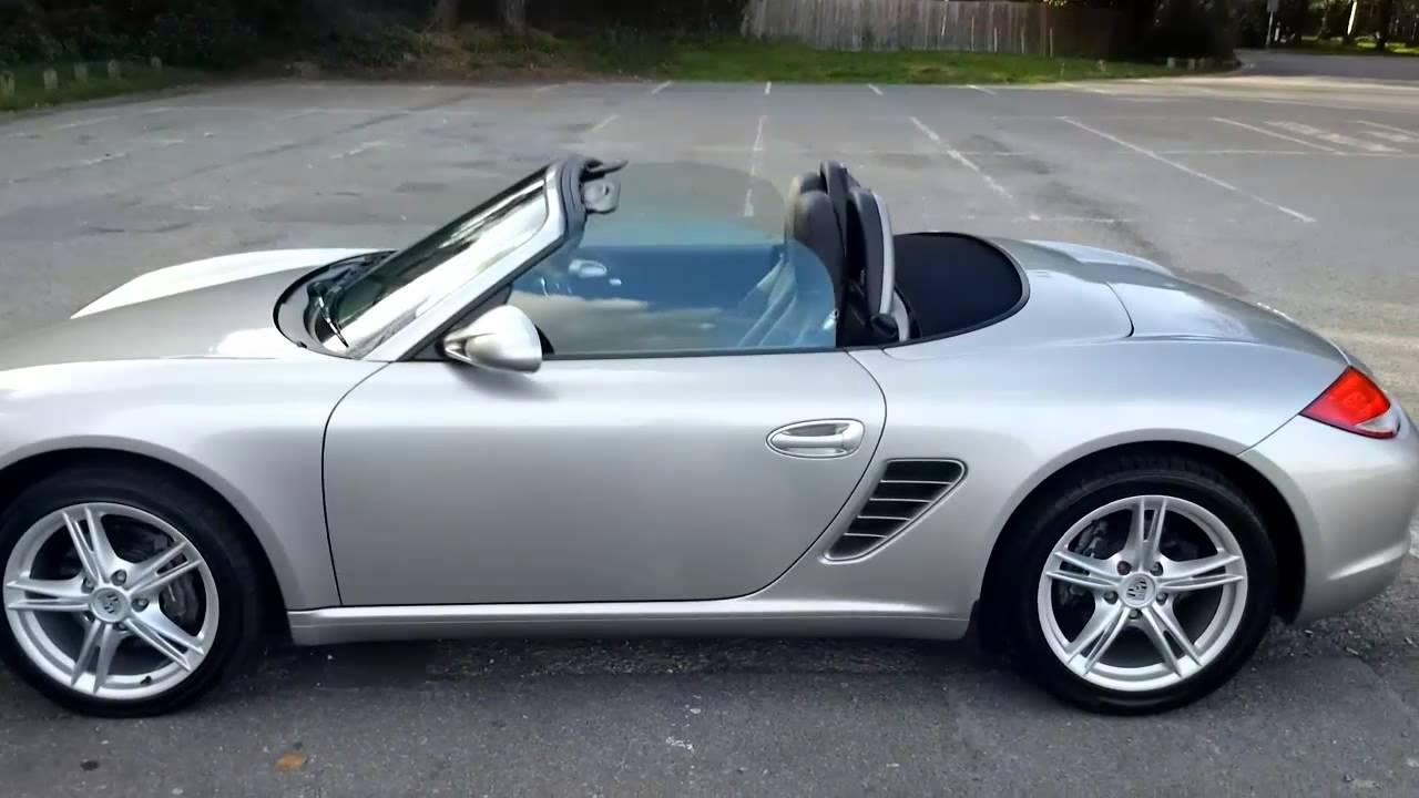 2011 Porsche Boxster 2.9 PDK Review - YouTube