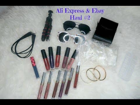 Ali Express & Ebay Haul #2
