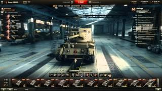 WoT. Новые СТ и ПТ-САУ Великобритании. HD Ангар в 0.9.5(На видео показаны HD-модели новых танков Великобритании, которые стоят в ангаре на итерации первого теста..., 2014-12-04T22:08:26.000Z)