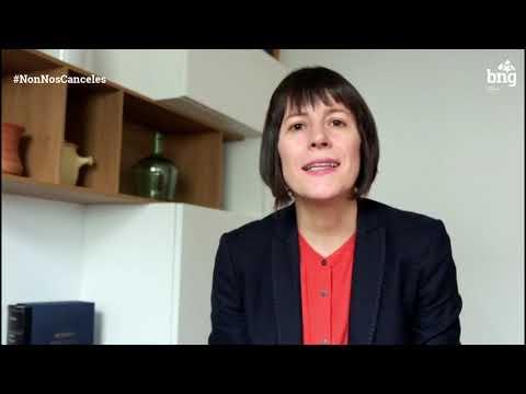 """Ana Pontón: """"A cultura galega está sufrindo un ERE encuberto"""""""