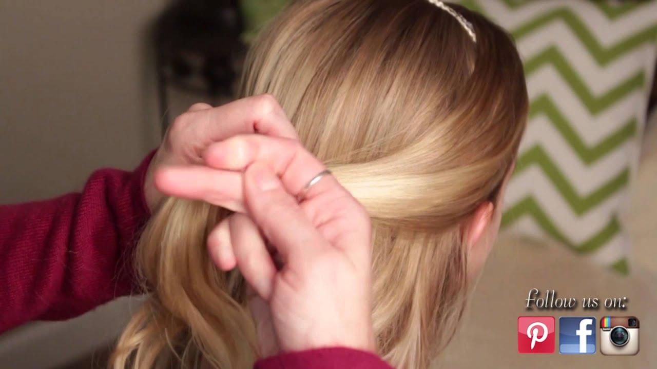 Prom Hairstyle Princess Twist Braid Hairstyle Pretty Hair Is Fun