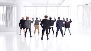 Cover images [CHOREOGRAPHY] BTS (방탄소년단) '작은 것들을 위한 시 (Boy With Luv)' Dance Practice