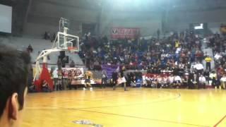 Darnell Hugee Dunk 4 Cibacopa 2012