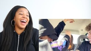 LARRAY CONFRONTING HIS BOYFRIEND'S EX GIRLFRIEND | Reaction