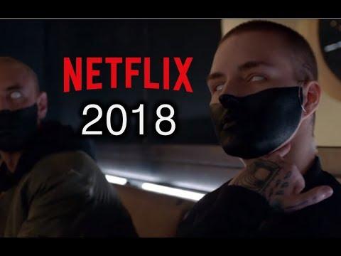 Las mejores Películas de NETFLIX 2018 que no te puedes perder