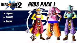 Gods of Destruction Pack 1 Trailer