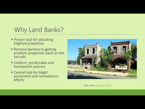 PA Land Bank Resource Guide Webinar