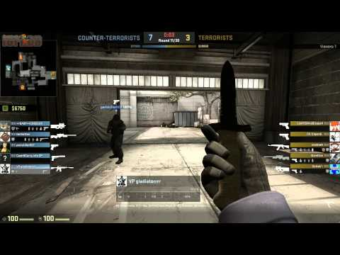 Counter-Strike: Global Offensive: CashNCarry.info $P€C|€$ competetive match #8