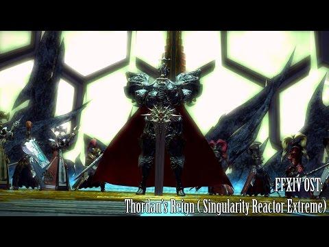 FFXIV OST Thordan's Reign / Thordan Extreme ( Heroes Never Die )