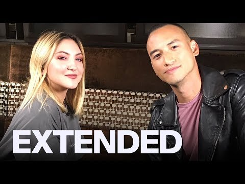 Julia Michaels On Her Friendship With Adam Levine And Collaborating With Lady Gaga | EXTENDED