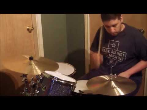 Feel Good Inc By Gorillaz DRUM COVER