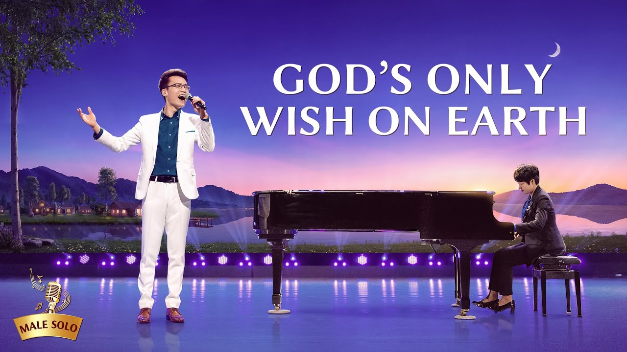 """""""God's Only Wish on Earth"""" 