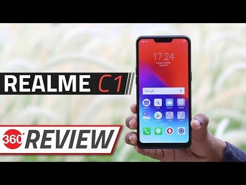 Realme C1 Review | NDTV Gadgets360 com