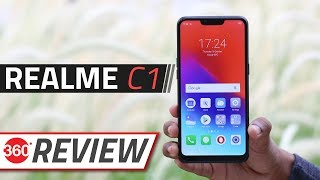 Realme C1 Review | Budget Phone with Big Battery