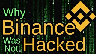 Binance Has Not Been Hacked, But What Should You Do?