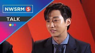 Jisoo at Jin-young ikinuwento sa News5 ang experience nila sa pagbuo ng
