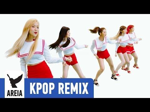 Red Velvet - Red Flavor | Areia Kpop Remix #286