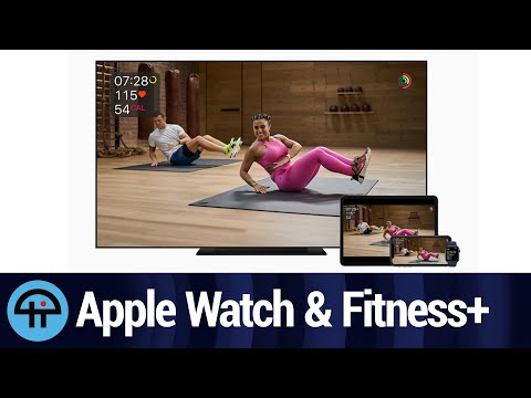 Apple Watch and Fitness+
