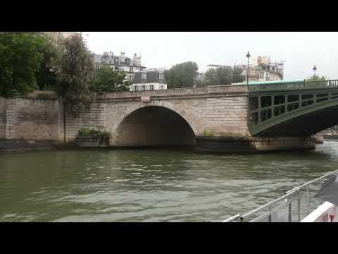 Paris. River Seine (July 2012)