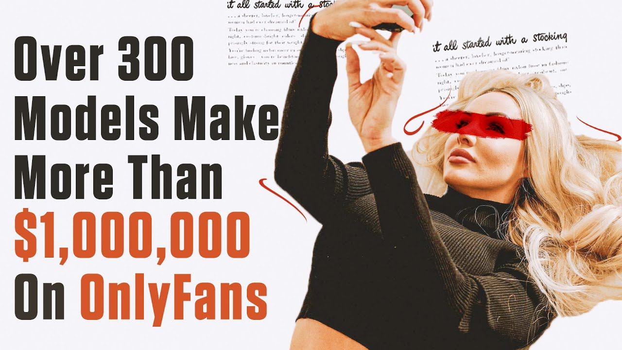 The Nutty Economics of OnlyFans