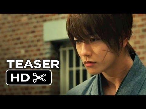 Rurouni Kenshin: Kyoto Inferno / The Legend Ends Teaser Trailer (2014) - Japanese Live Action HD