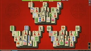 Mahjong The Secret Garden - gameplay 2