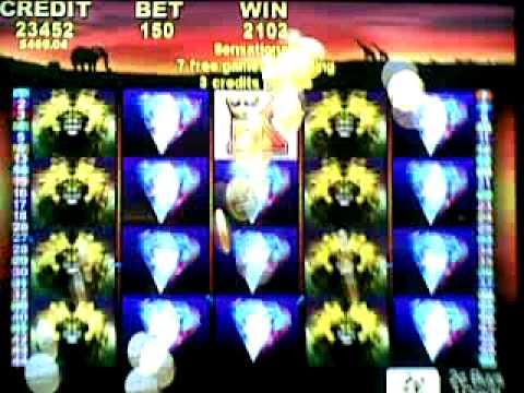 50 Lions Pokie Jackpot @ Grand Lisboa Macau