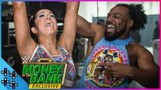 Money in the Bank - UUDD Celebration with Bayley!