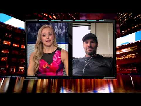 NHL Tonight:  Troy Brouwer:  Discusses His New Deal With Panthers  Aug 29,  2018