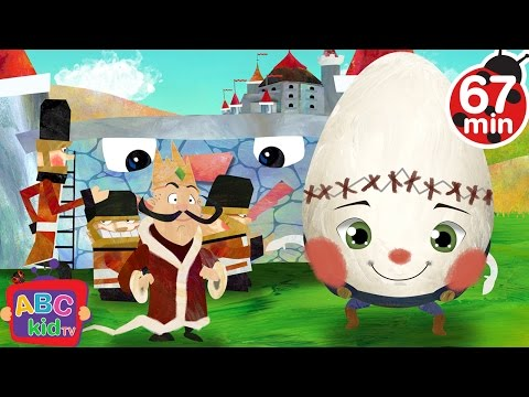 Humpty Dumpty (2D) | +More Nursery Rhymes & Kids Songs - CoCoMelon