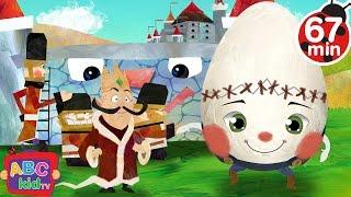 Humpty Dumpty (2D) | +More Nursery Rhymes & Kids Songs  CoCoMelon