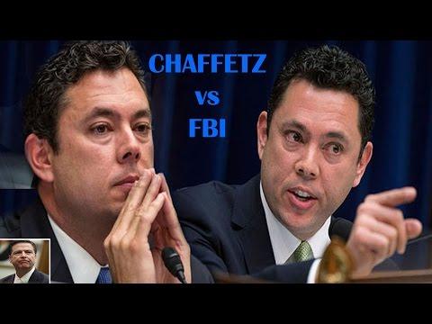 "BAD NEWS: Jason Chaffetz tells FBI ""I don't need a damn subpoena!!!"""