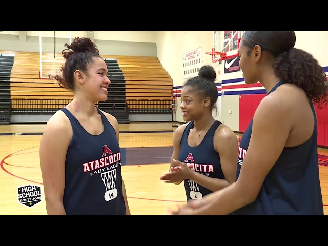 Atascocita Girls Basketball - Team of the Week