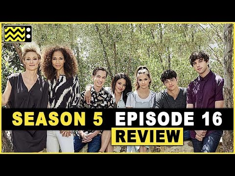 The Fosters Season 5 Episode 16  w Kristen Ariza  AfterBuzz TV