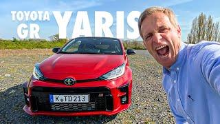 Toyota GR Yaris   Q&A   Die Rallye-Büchse für die Straße   Matthias Malmedie