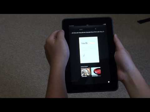 Tinhte.vn - Trên tay Amazon Kindle Fire HD 8.9