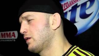 Shahbulat Shamhalaev Interview after his Victory over Rad Martinez