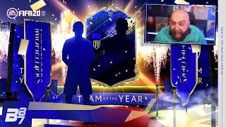 TOTY IN A PACK! PACK CHALLENGE w/ CASTRO1021, ZERKAA AND MANNY | FIFA 20 ULTIMATE TEAM