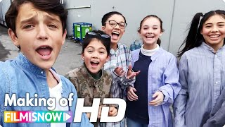 THE BABY-SITTERS CLUB (2020) Behind the Scenes Set Tour