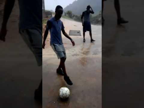 Summer rain ball (Jamaica)