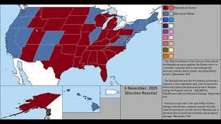 The Second American Civil War [Stand Alone]